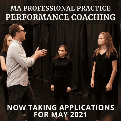 MA Performance Coaching Online Course